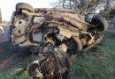2021. január 21. Kiskunlacháza 51-es, 37 km – autó fának hajtott