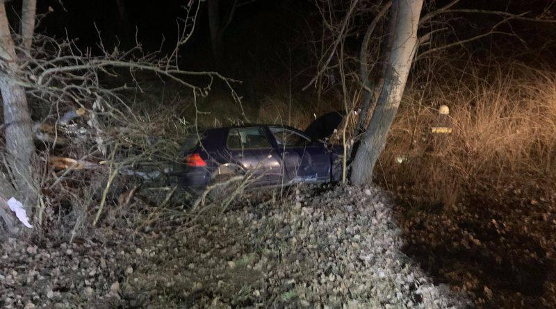2021. január 22. Dömsöd, 51-es út 47 km – közlekedési baleset