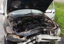 2021. május 6. Ráckeve, Bajcsy Zs.u. – közlekedési baleset