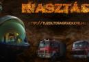 2021. január 22. Szigetbecs, Móricz Zs.u. – őrizetlen tűz nagy lánggal ég
