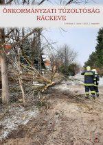 Önkormányzati Tűzoltóság Ráckeve - Magazin 1. szám